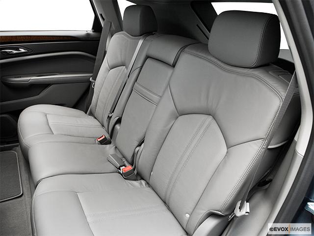 2010 Cadillac SRX Sport Utility