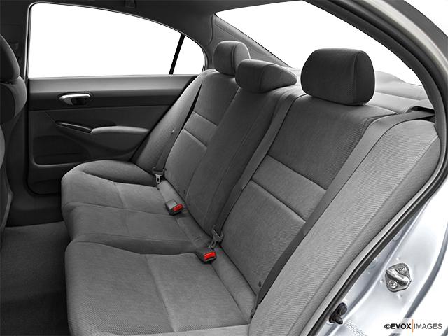 2010 Honda Civic 4dr Car