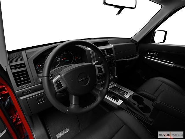 2010 Jeep Liberty Sport Utility