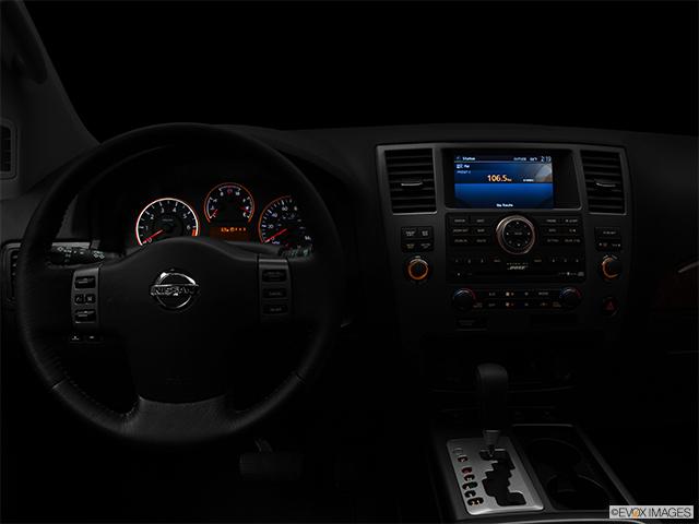 2011 Nissan Armada Sport Utility