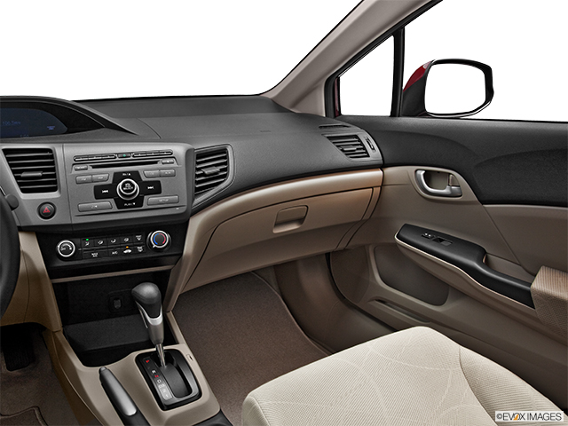 2012 Honda Civic 4dr Car