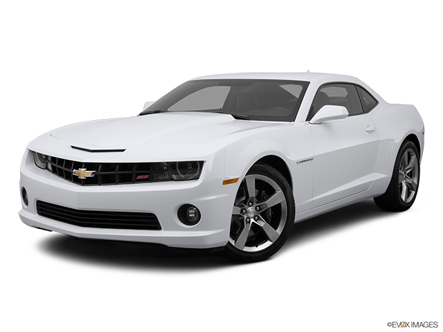 2012 Chevrolet Camaro 2dr Car