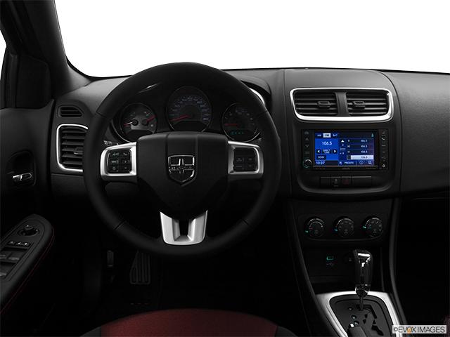 2012 Dodge Avenger 4dr Car