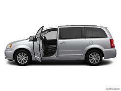 2012 Chrysler Town & Country TOURING L Van