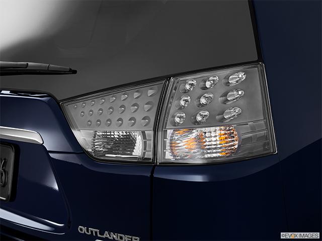 2012 Mitsubishi Outlander Sport Utility