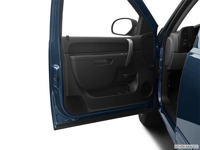 2012 Chevrolet Silverado 1500 Standard Bed