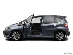 2013 Honda Fit SPORT MT Hatchback