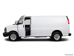 "2013 Chevrolet Express 1500 1500  135"""