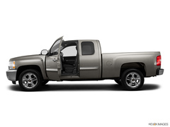 """2013 Chevrolet Silverado 1500 EXT CAB 143.5"""" L"""