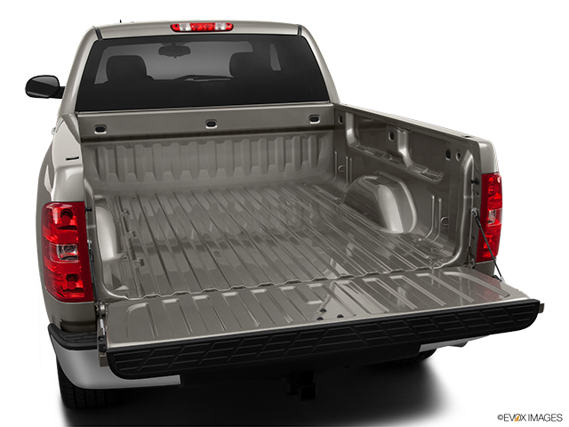 2013 Chevrolet Silverado 1500 Standard Bed