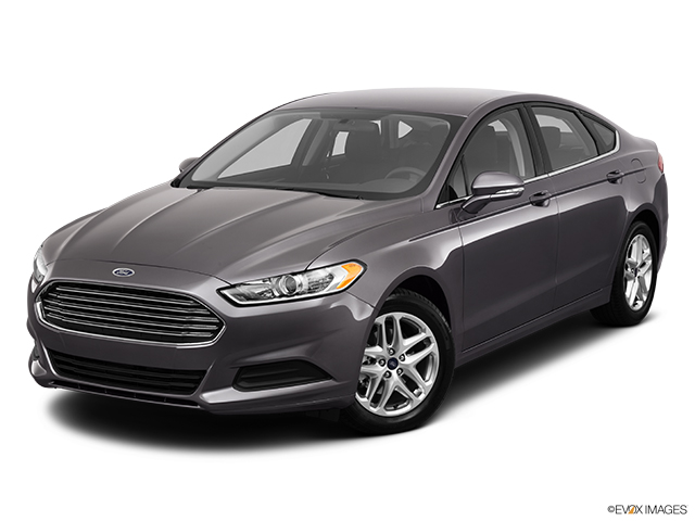 2013 Ford Fusion 4dr Car