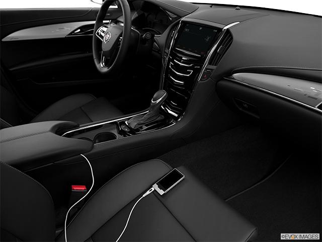 2013 Cadillac ATS 4dr Car