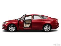 2013 Ford Fusion Hybrid HYB TIT