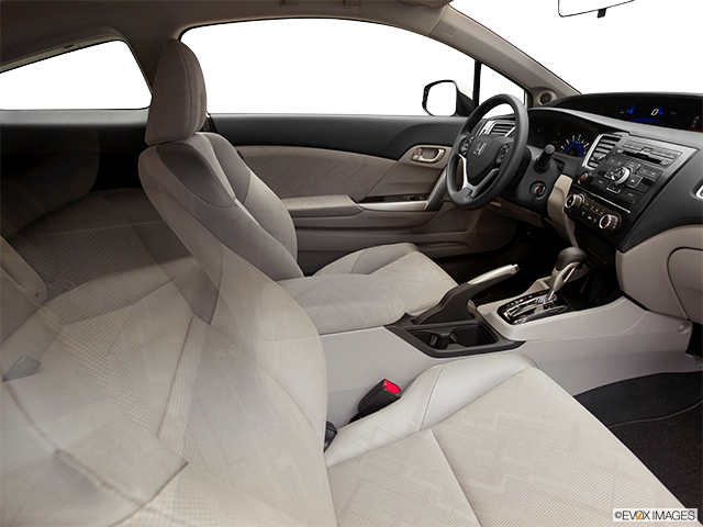 2013 Honda Civic 2dr Car