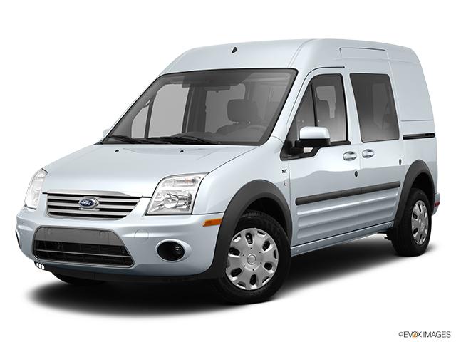 2013 Ford Transit Connect Mini-van, Passenger