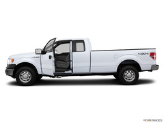 2013 Ford F-150 SuperCab 4wd
