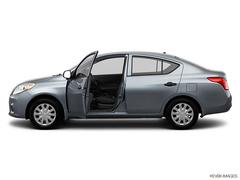 2014 Nissan Versa 1.6 S Sedan