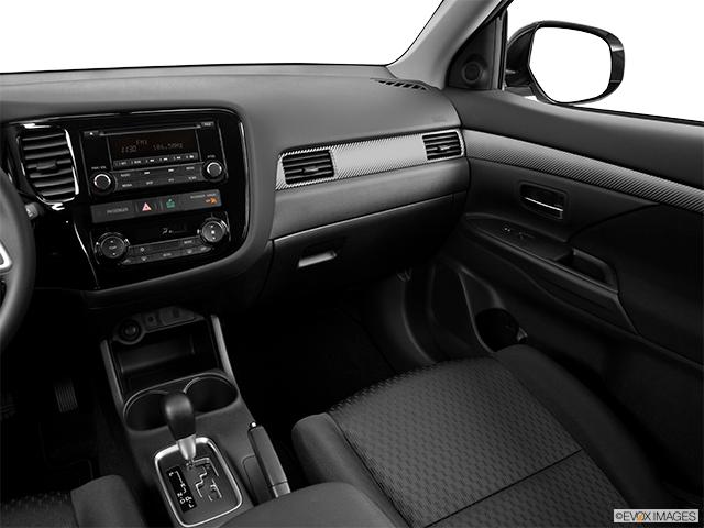 2014 Mitsubishi Outlander Sport Utility