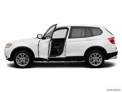 2014 BMW X3 35I  XDR