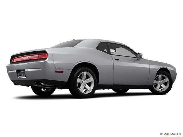 2014 Dodge Challenger 2dr Car