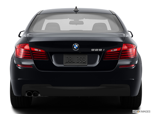 2014 BMW 5 Series 4dr Car