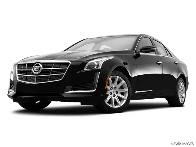 2014 Cadillac CTS 4dr Car