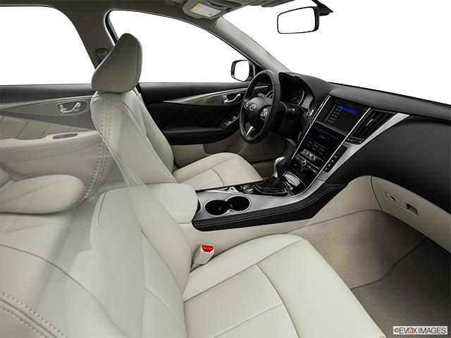 2015 INFINITI Q50 4dr Car