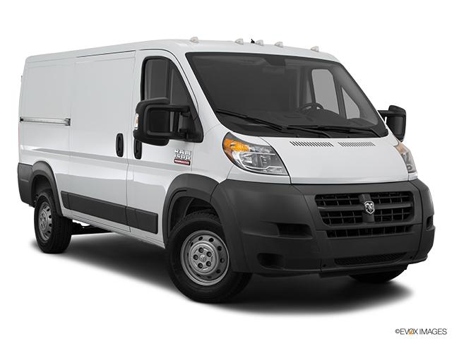 2015 Ram ProMaster Cargo Full-size Cargo Van
