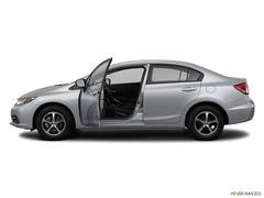2015 Honda Civic SE with LEATHER Sedan
