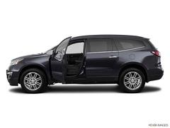 2015 Chevrolet Traverse LT W/2L