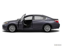 2015 Honda Accord V6 EX-L Sedan