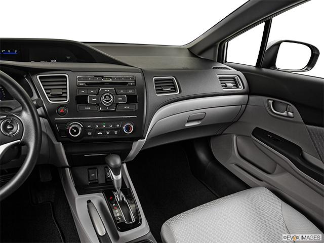 2015 Honda Civic 4dr Car