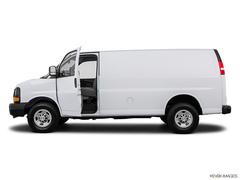 """2015 Chevrolet Express Cargo 2500 135"""""""