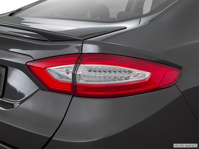 2016 Ford Fusion 4dr Car