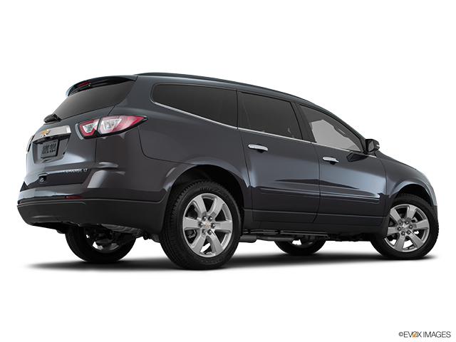 2016 Chevrolet Traverse Sport Utility