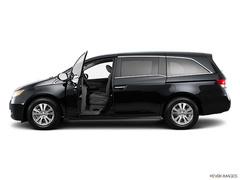 2016 Honda Odyssey EX-L VAN