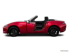 2016 Mazda MX-5 Miata Club Convertible Manual