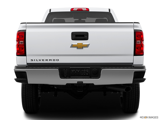2016 Chevrolet Silverado 2500HD Long Bed