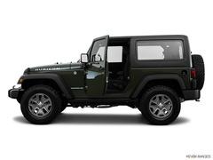 2016 Jeep Wrangler RUB