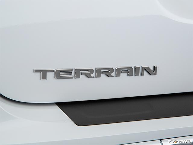 2016 GMC Terrain Sport Utility