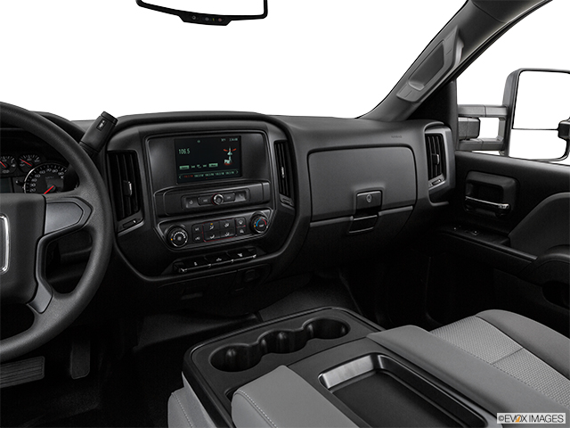 2016 GMC Sierra 2500HD Standard Bed