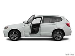 2017 BMW X3 35I XDRIVE