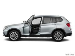 2017 BMW X3 XDRIVE28I SPORT