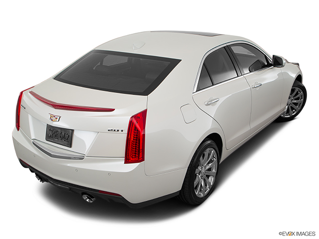 2017 Cadillac ATS 4dr Car