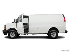 """2017 Chevrolet Express Cargo 2500 135"""""""
