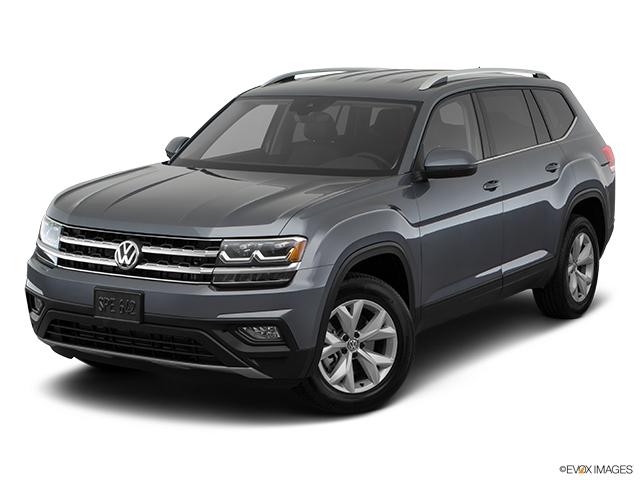 2018 Volkswagen Atlas Sport Utility