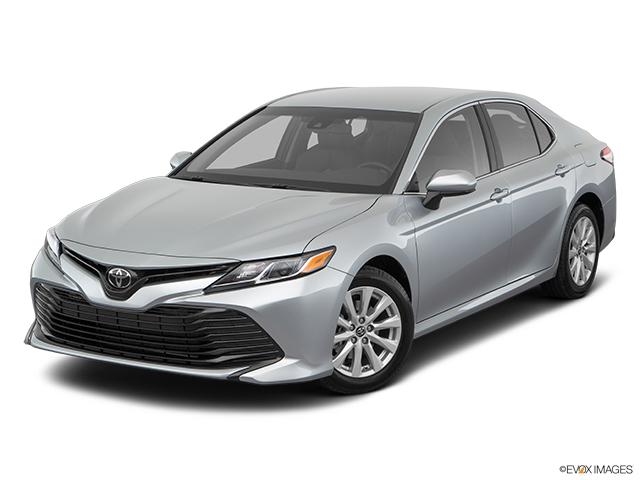 2018 Toyota Camry 4dr Car
