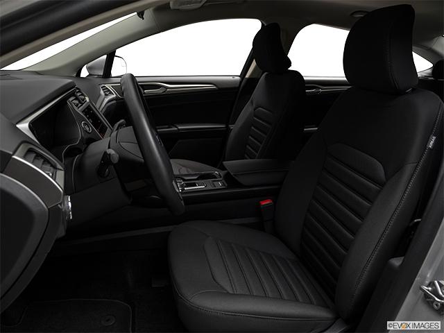 2018 Ford Fusion 4dr Car