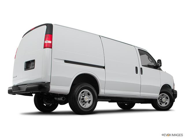 2019 Chevrolet Express Cargo Full-size Cargo Van