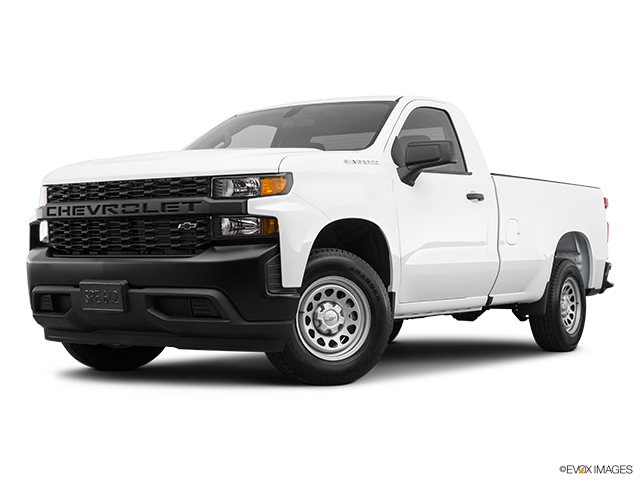 2019 Chevrolet Silverado 1500 Long Bed
